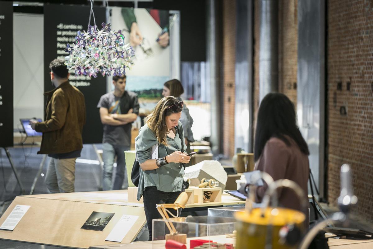 REHOGAR X Diseño Abierto y Reutilización — Central del Diseño, Mtadero Madrid. Del 6 de Junio al 21 de Julio de 2019.